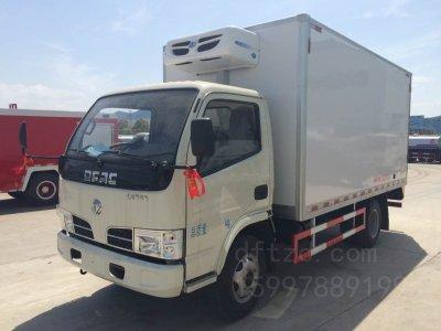 程力威牌小多利卡5吨-CLW5025XLC5型冷藏车-程力威牌CLW5025XLC5型冷藏车-免征: 无|燃油: 无