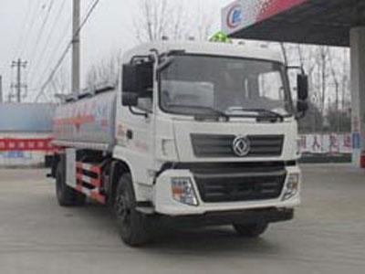 东风153  12方CLW5160GYYD5型运油车-程力威牌CLW5160GYYD5型运油车-免征: 无|燃油: 无