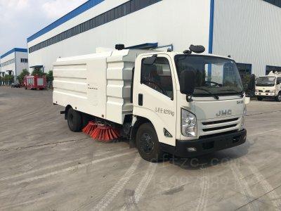 江铃凯锐5方CLW5080TSLJ5型扫路车-程力威牌CLW5080TSLJ5型扫路车-免征: 有|燃油: 有