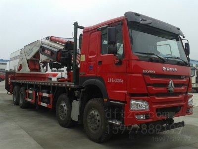 重汽前四后八60-200吨CLW5430JQZZ5型汽车起重机-程力威牌CLW5430JQZZ5型汽车起重机-免征: 有|燃油: 无