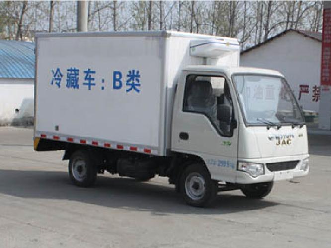 程力威牌江淮康铃3吨CLW5031XLCJ5型冷藏车-程力威牌CLW5031XLCJ5型冷藏车-免征: 无|燃油: 无