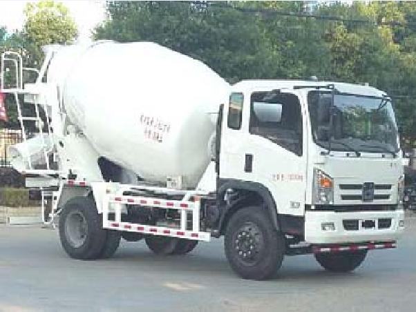 凌河3-6方CLW5160GJBLH5型混凝土搅拌车-程力威牌CLW5160GJBLH5型混凝土搅拌运输车-免征: 无|燃油: 无
