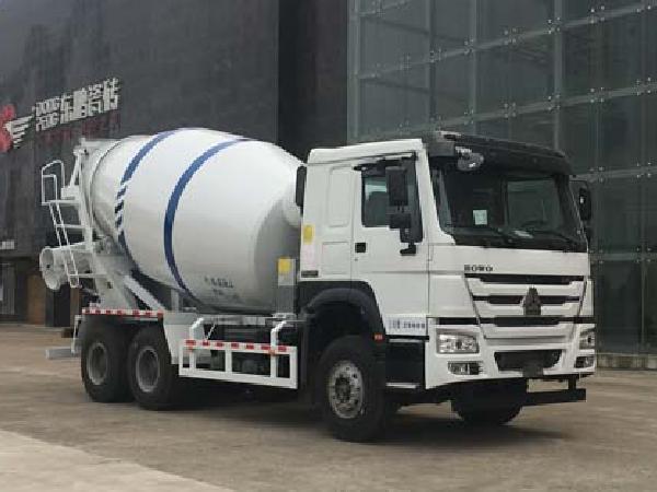 重汽金王子8-10方DLQ5255GJBL5型水泥搅拌车-大力牌DLQ5255GJBL5型混凝土搅拌运输车-免征: 无|燃油: 无