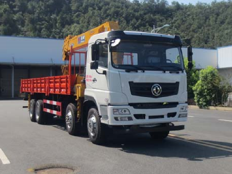 东风牌EQ5311JSQFV型随车起重运输车-免征: 无|燃油: 无 title=