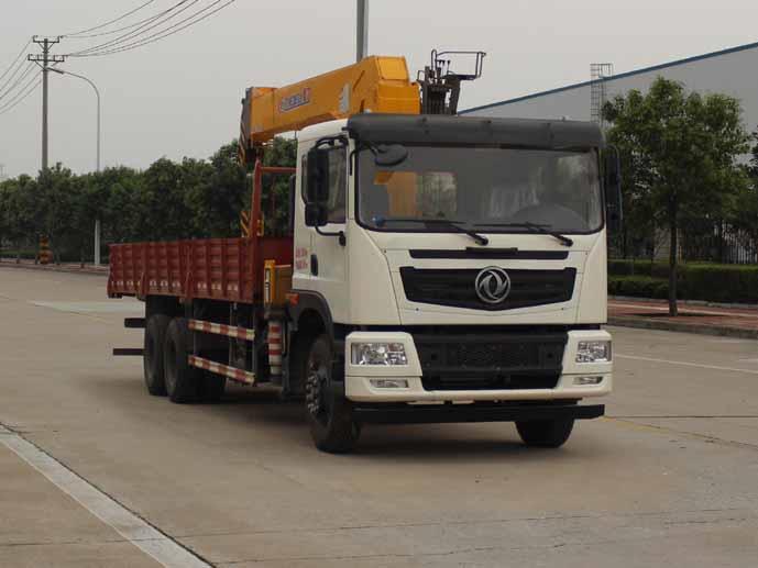 东风后八轮EQ5250JSQL1型随车起重运输车-东风牌EQ5250JSQL1型随车起重运输车-免征: 无|燃油: 无