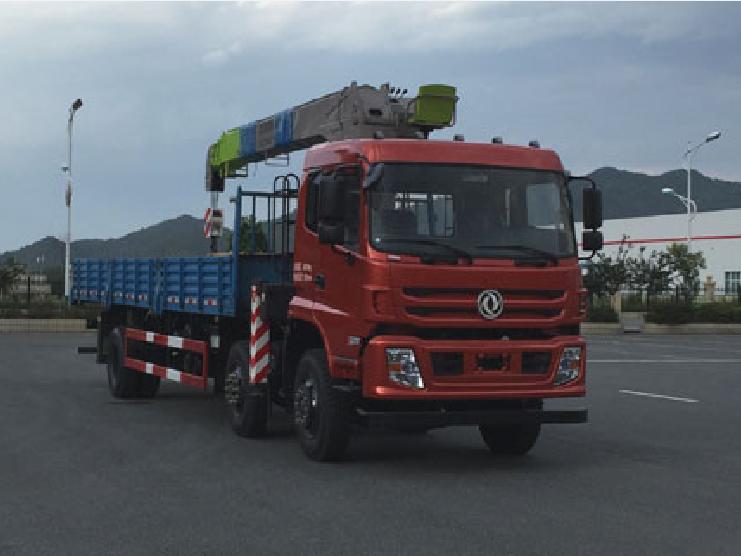 东风小三轴EQ5250JSQFV型随车起重运输车-东风牌EQ5250JSQFV型随车起重运输车-免征: 无|燃油: 无