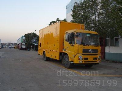 东风天锦CLW5121XDYD5型电源车-程力威牌CLW5121XDYD5型电源车-免征: 有|燃油: 无