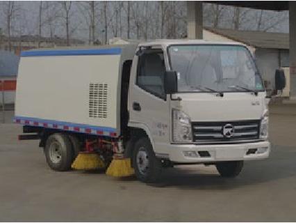 凯马2方蓝牌CLW5040TSLK5型扫路车-程力威牌CLW5040TSLK5型扫路车-免征: 无|燃油: 有