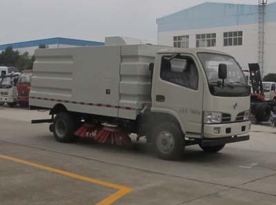 东风 福瑞卡3方蓝牌CLW5070TSLT5型扫路车-程力威牌CLW5070TSLT5型扫路车-免征: 无|燃油: 无