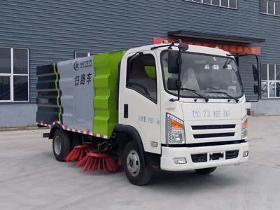 程力小霸王3方蓝牌CLW5070TSLCL5型扫路车-程力威牌CLW5070TSLCL5型扫路车-免征: 无|燃油: 无