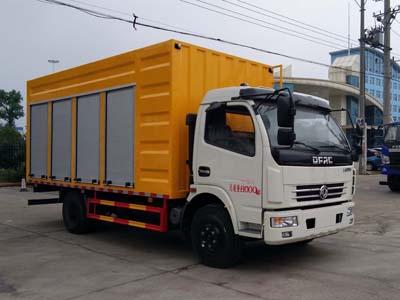 东风多利卡污水CLW5081TWC5型处理车-程力威牌CLW5081TWC5型污水处理车-免征: 无|燃油: 无