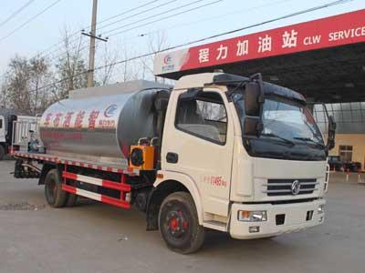 多利卡5方CLW5120GLQ5型沥青洒布车-程力威牌CLW5120GLQ5型沥青洒布车-免征: 有|燃油: 无