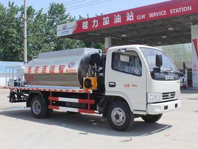 东风小多利卡3方CLW5072GLQ5型沥青洒布车-程力威牌CLW5072GLQ5型沥青洒布车-免征: 有|燃油: 无