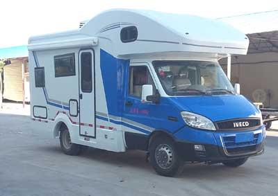 南京依维柯CLW5042XLJN5型旅居房车  4-6人-程力威牌CLW5042XLJN5型旅居车-免征: 无|燃油: 有