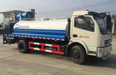 东风多利卡6方CLW5114TDY5型多功能抑尘车-程力威牌CLW5114TDY5型多功能抑尘车-免征: 无|燃油: 无