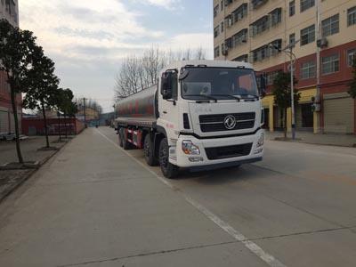 东风天龙前四后八16方CLW5311GNYD5型鲜奶运输车-程力威牌CLW5311GNYD5型鲜奶运输车-免征: 无|燃油: 无