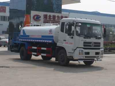 东风天锦10方CLW5161TDYD5型多功能抑尘车-程力威牌CLW5161TDYD5型多功能抑尘车-免征: 无|燃油: 无