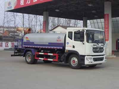 东风多利卡D9  CLW5160GPSD5型10-12方绿化喷洒车-程力威牌CLW5160GPSD5型绿化喷洒车-免征: 有|燃油: 无