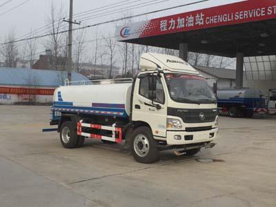 福田8-10方CLW5120GPSB5型绿化喷洒车-程力威牌CLW5120GPSB5型绿化喷洒车-免征: 有|燃油: 无
