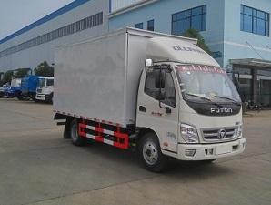 福田CLW5041XWTB5型舞台车-程力威牌CLW5041XWTB5型舞台车-免征: 无|燃油: 无