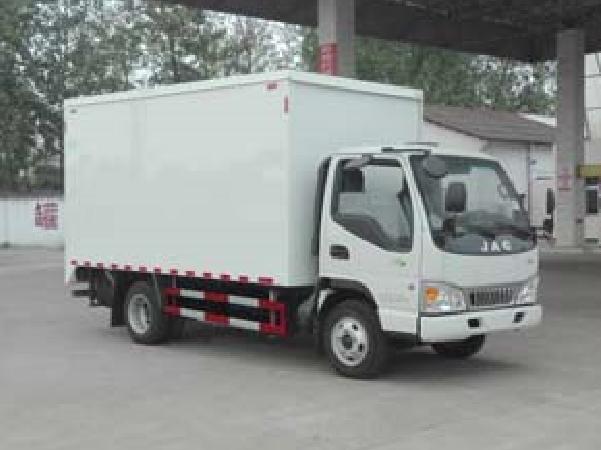 江淮骏铃CLW5040XWTH5型舞台车-程力威牌CLW5040XWTH5型舞台车-免征: 无|燃油: 无