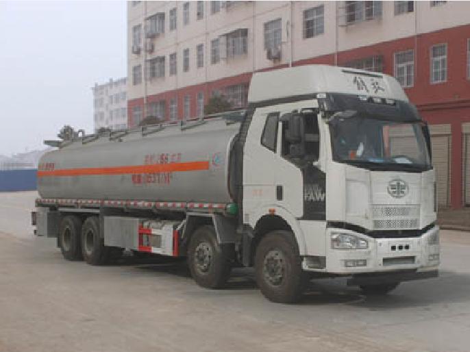 解放前四后八33方CLW5310TGYC5型供液车-程力威牌CLW5310TGYC5型供液车-免征: 无|燃油: 有