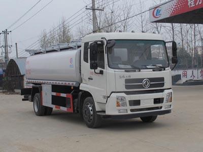东风天锦16方CLW5160TGYD5型供液车-程力威牌CLW5160TGYD5型供液车-免征: 无|燃油: 无