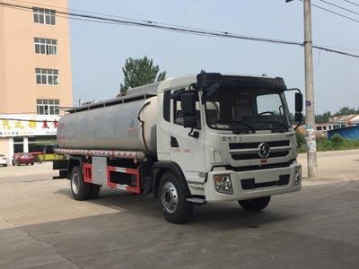 陕汽16方CLW5168TGYS5型供液车-程力威牌CLW5168TGYS5型供液车-免征: 无|燃油: 有