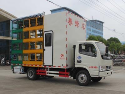东风福瑞卡CLW5040CYF5型养蜂车-程力威牌CLW5040CYF5型养蜂车-免征: 无|燃油: 无