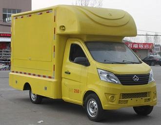 长安CLW5021XSHS5型售货车-程力威牌CLW5021XSHS5型售货车-免征: 无|燃油: 无