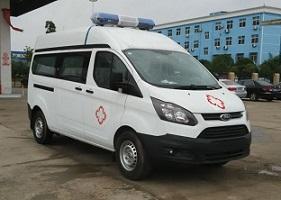 福特全顺CLW5030XJHJ5型救护车-程力威牌CLW5030XJHJ5型救护车-免征: 无|燃油: 无