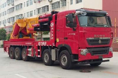 重汽CLW5530JQZZ5型汽车起重机-程力威牌CLW5530JQZZ5型汽车起重机-免征: 无|燃油: 无