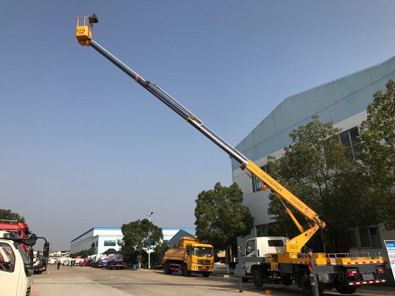 江铃凯瑞10-20米直臂伸缩高空作业车15997889199